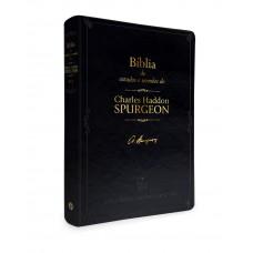 Bíblia de estudos e sermões de C. H. Spurgeon