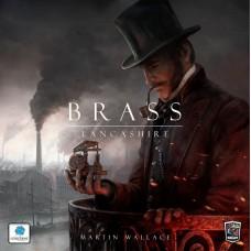 Brass Lancashire - Jogo de tabuleiro para maiores de 14 anos