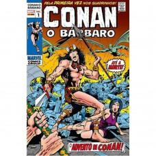 Conan o Bárbaro a Era Marvel vol 1