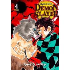 Demon Slayer: Kimetsu No Yaiba - 4