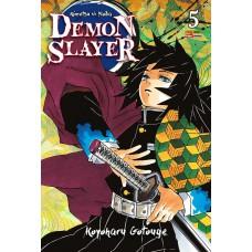 Demon Slayer: Kimetsu No Yaiba - 5