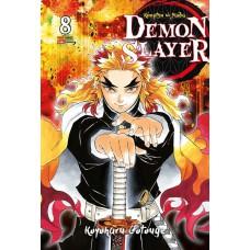 Demon Slayer: Kimetsu No Yaiba - 8