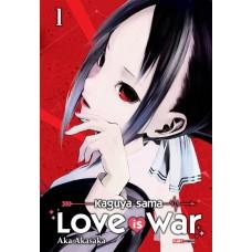 Kaguya Sama Love is War Vol. 1
