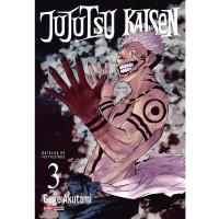 Jujutsu Kaisen Batalha de Feiticeiros Vol. 03