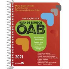 Rota de Estudos - OAB