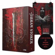 Box Drácula - A estaca de Bram Stoker