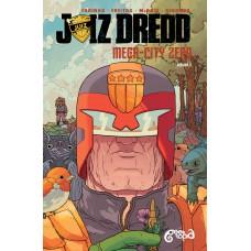 Juiz Dredd: Mega-City Zero – Volume 2