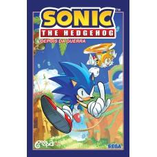 Sonic The Hedgehog – Volume 1
