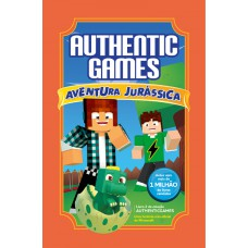 Authenticgames: Aventura Jurássica Vol 02