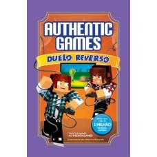 Authenticgames: Duelo reverso Vol 01