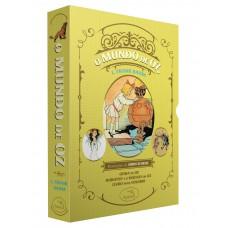 Box O Mundo de Oz: Ozma de Oz + Dorothy e o Mágico em Oz + Livro para colorir