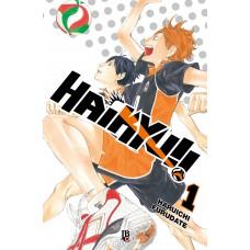 Haikyu Volume 01