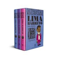 LIMA BARRETO - OBRA REUNIDA BOX