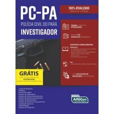 INVESTIGADOR DA POLÍCIA CIVIL DO PARÁ (PC-PA)