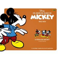 Os Anos de Ouro Mickey: o sósia de Mickey (1952-1954)