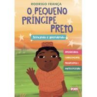 Livrão O pequeno Príncipe Preto