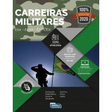 Carreiras Militares 2020