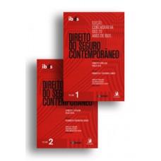 Direito do seguro contemporâneo - 2 volumes