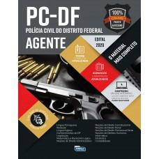 Polícia Civil Do Distrito Federal - PC DF - Edital 2020