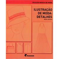 Ilustração de moda - Detalhes