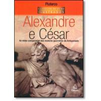 Alexandre E Cesar - Capa Dura
