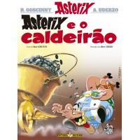 Asterix E O Caldeirao