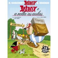 Asterix e a volta às aulas (Nº 32)