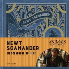 Animais Fantásticos e onde habitam: Newt Scamander - O Scrapbook do Filme