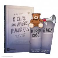 Clube dos amigos imaginários, O - Acompanha marcadores