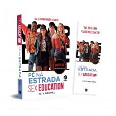Sex Education: Pé na estrada - acompanha marcador de paginas