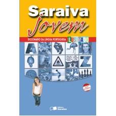 Saraiva jovem - Dicionário de língua português ilustrado - 1º Ano