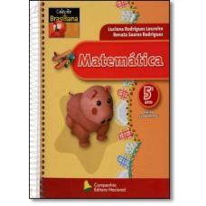 Brasiliana Matematica 5 Ano