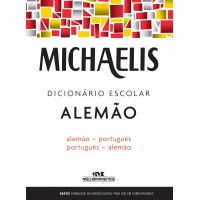 Michaelis dicionário escolar alemão