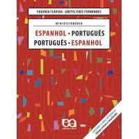 Minidicionário espanhol/português - português