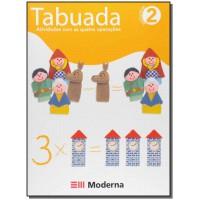 Tabuada 2 Novo 3