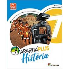 ARARIBÁ PLUS HISTORIA 7 ANO 5 EDIÇÃO