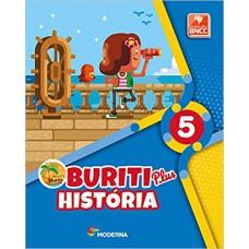 PROJETO BURITI PLUS HISTORIA 5 ANO