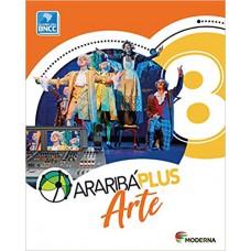 Araribá Plus 8 Ano Arte