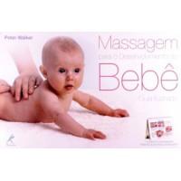 Massagem para o desenvolvimento do bebê