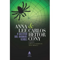 O mistério das aranhas verdes