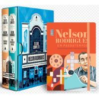 Kit Box Teatro Completo + O Melhor de Nelson Rodrigues