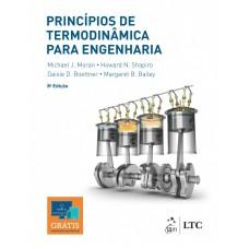 Princípios de termodinâmica para engenharia