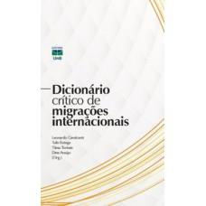 Dicionário crítico de migrações internacionais