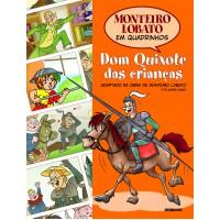 Monteiro Lobato em Quadrinhos Dom Quixote das crianças
