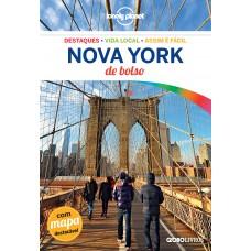 Lonely Planet nova york bolso