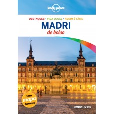 Lonely Planet de bolso Madri