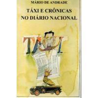 Táxi e crônicas no diário nacional