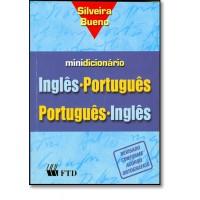 Minidicionario Ingles/Portugues - Portugues/Ingles - Nova Ortografia