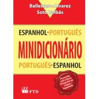 Minidicionário Bilíngue Espanhol