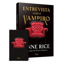 Entrevista com vampiro ( EDIÇÃO CAPA DURA) + Moleskine